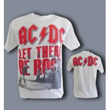Тениска AC DC 729