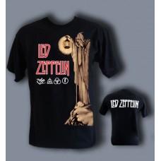 Тениска LED ZEPPELIN-866