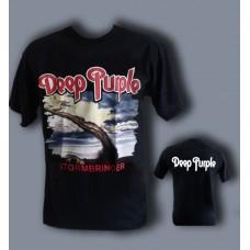 Метъл тениска DEEP PURPLE 9
