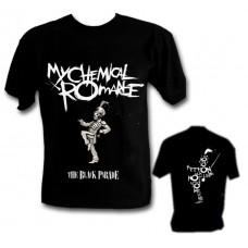 Метъл тениска MYCHEMICAL ROMANCE 970