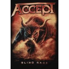 Метъл тениска Accept 5