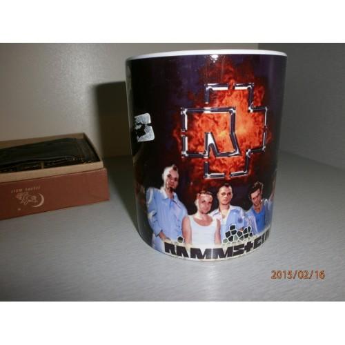 Чаша на RAMMSTEIN