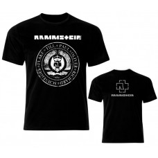 Метъл тениска RAMMSTEIN 995