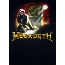 Метъл тениска Megadeth 02