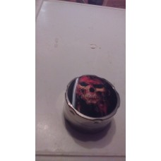 Гриндер метален череп